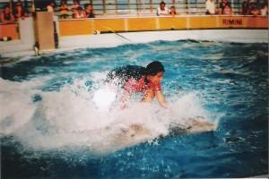 surf con alfa e beta