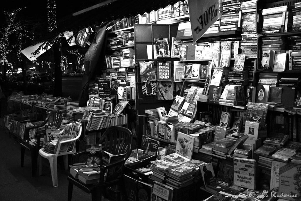 librerie a budapest