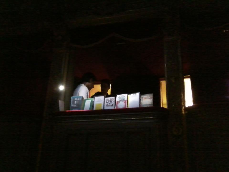 teatro argentina 9 maggio 2013