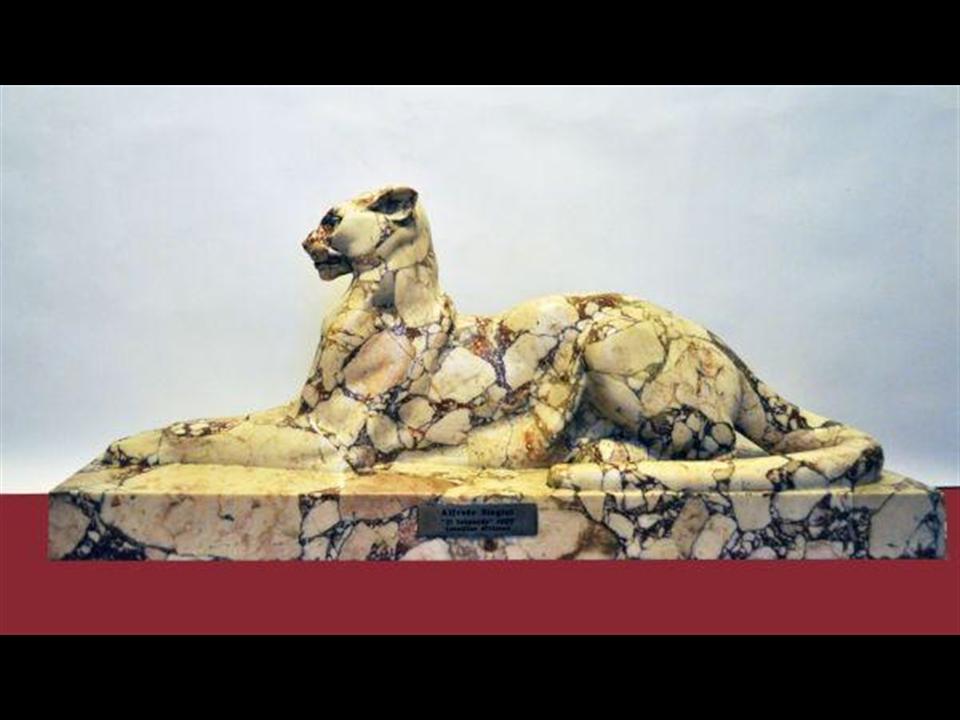 Leopardo di Alfredo Biagini