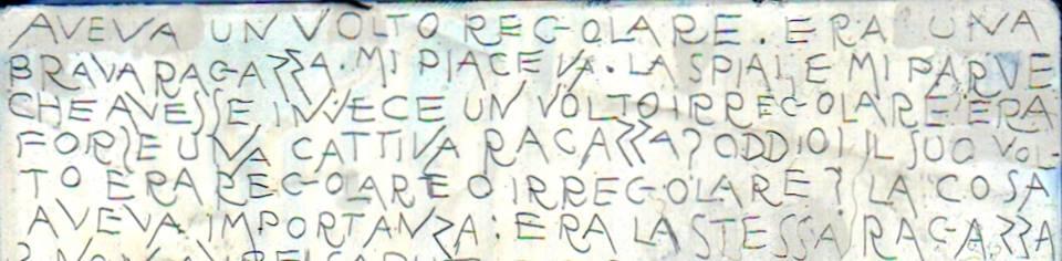 Cummy di Angiolo Bandinelli per le Edizioni Accessorie