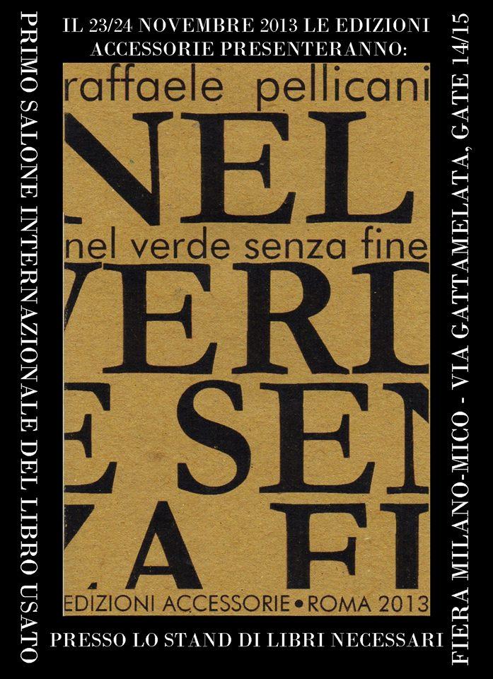 Nel verde senza fine di Raffaele Pellicani