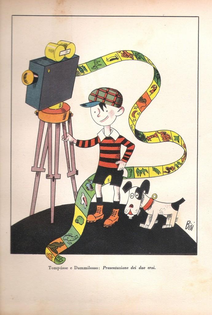 illustrazione di Carlo Bisi