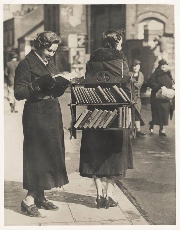 The Walking Library, London