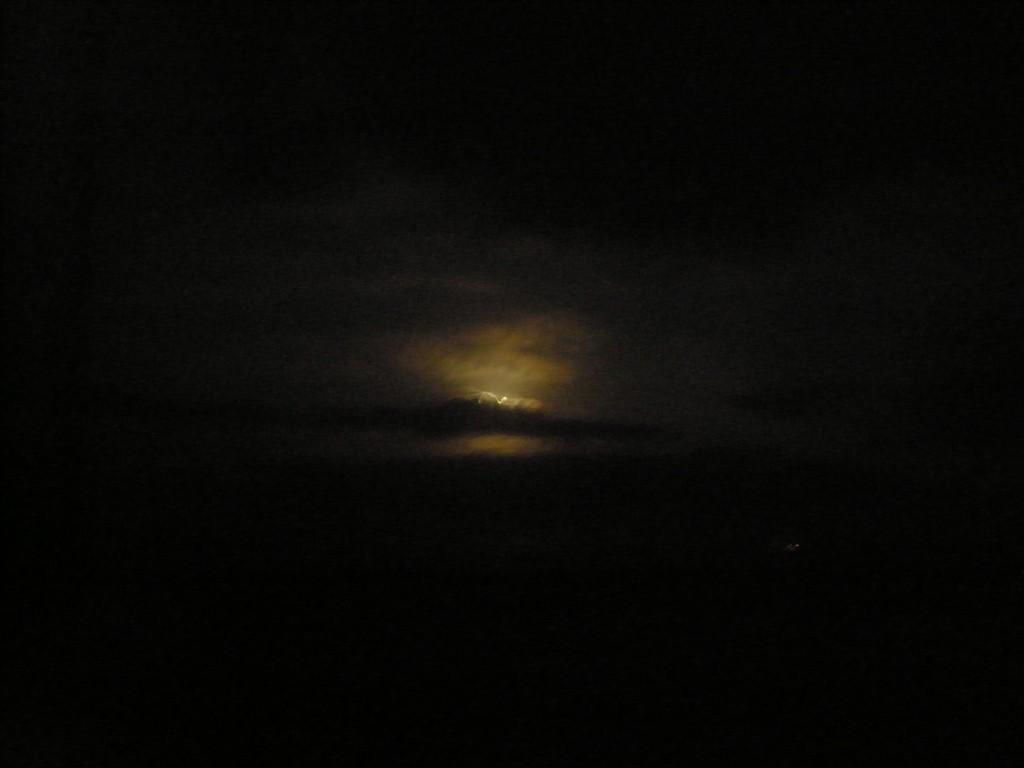 Luna a Moneglia luglio 2012