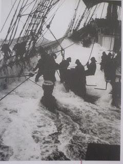 imbarcare acqua