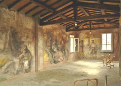 Altana di Casa Cordati