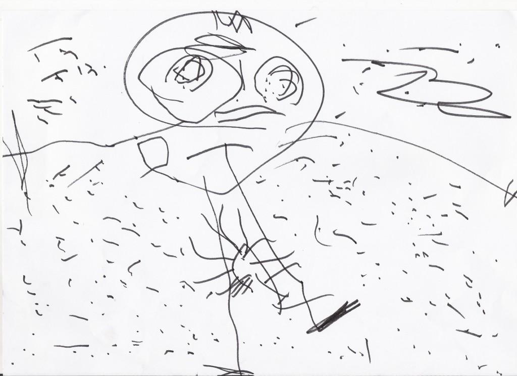 disegno di marta luglio 2007